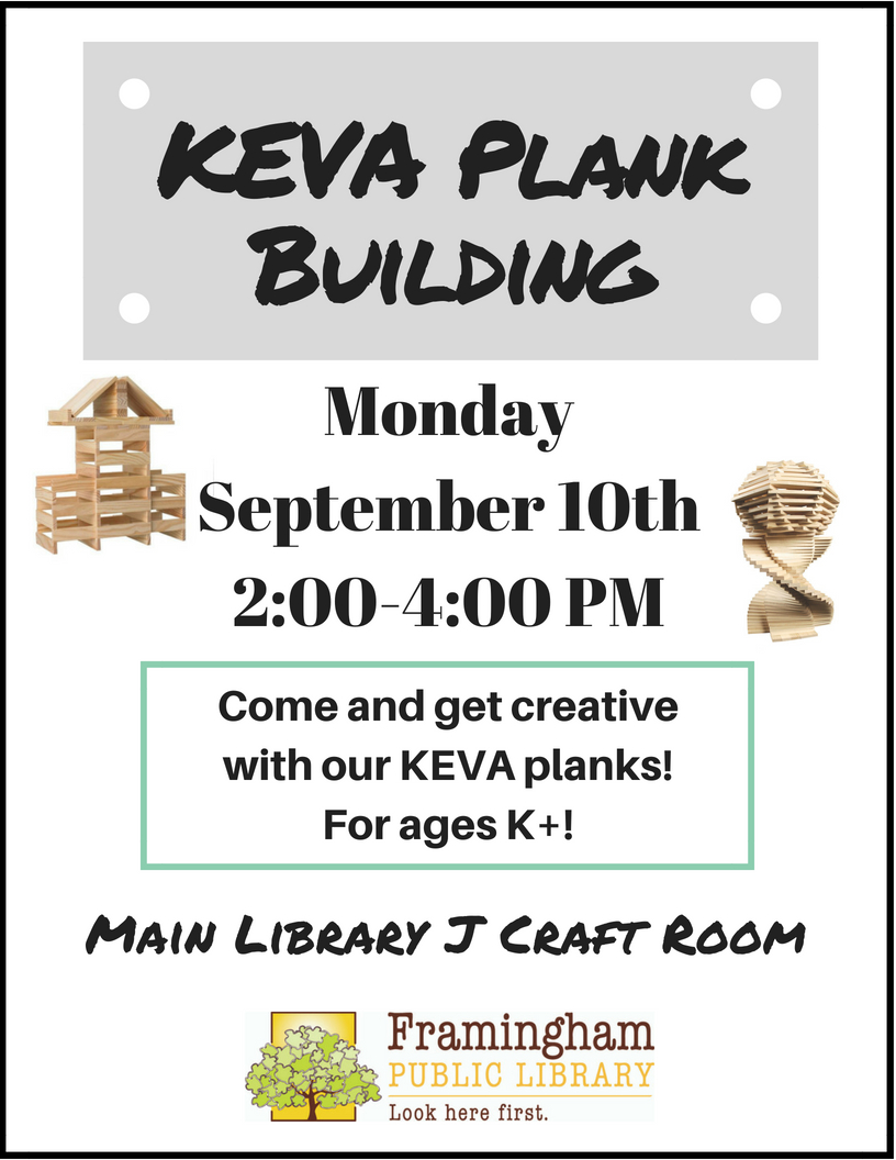 Keva Plank Building at Main Library thumbnail Photo