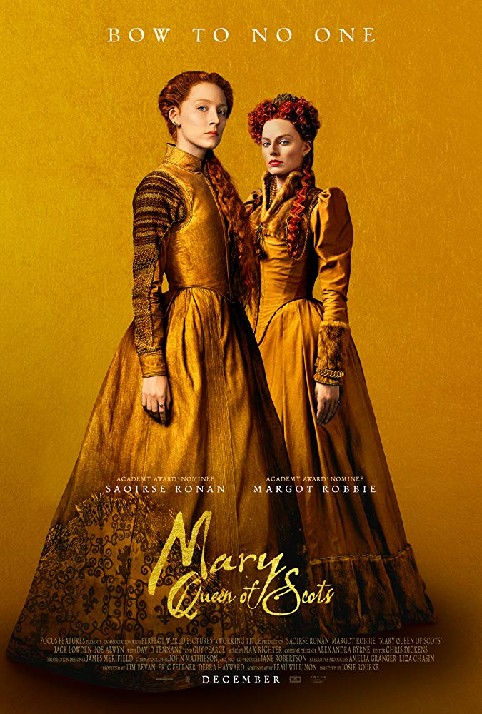Monday Matinee: Mary Queen of Scots thumbnail Photo