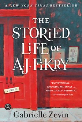 Virtual Book Discussion: The Storied Life of A.J. Fikry by Gabrielle Zevin thumbnail Photo