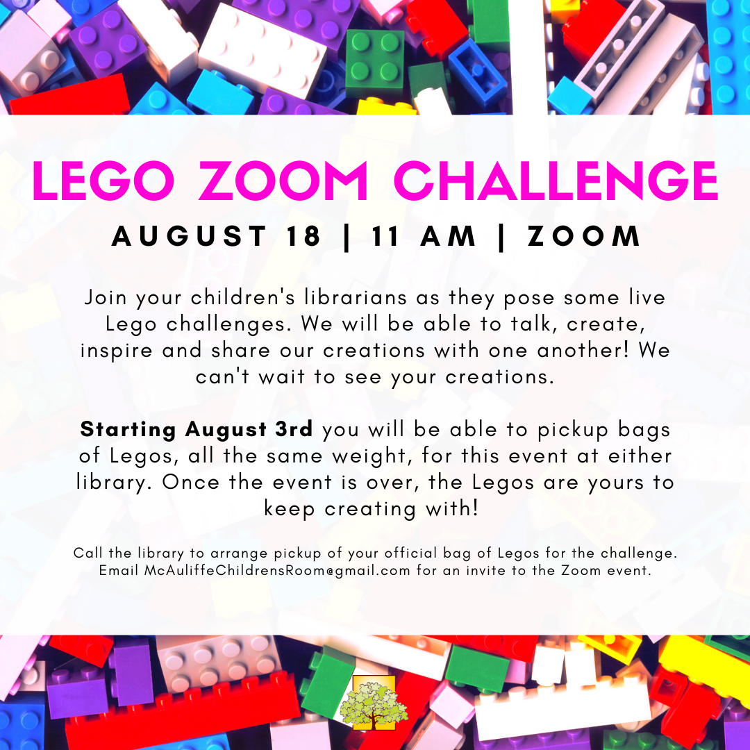 Lego Zoom Challenge thumbnail Photo