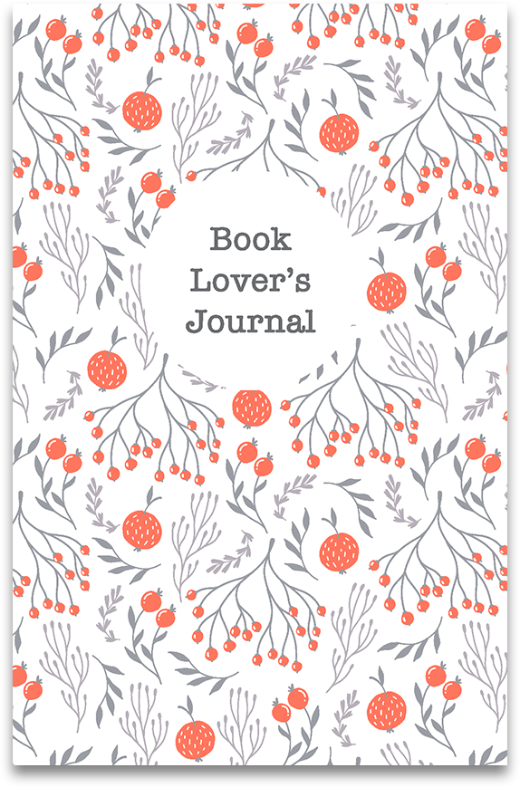 cover of Book Lovers Journal