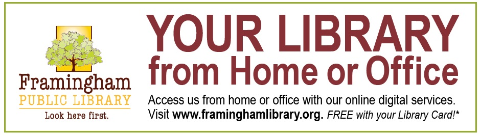 Your Library From Home or Office