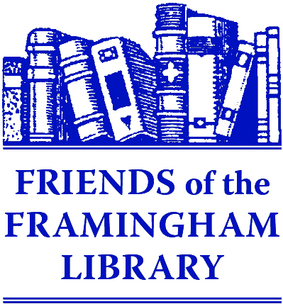 Friends of the Framingham Library logo